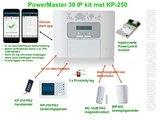 PowerMaster 30 IP kit met KP-250_5