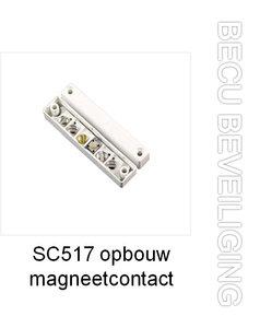 SC517 opbouw magneetcontact