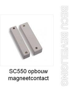 SC550 opbouw magneetcontact