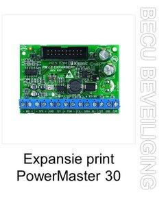 Expansie print PowerMaster 30