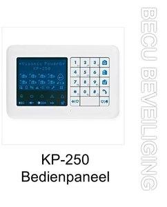 Bedienpaneel KP-250