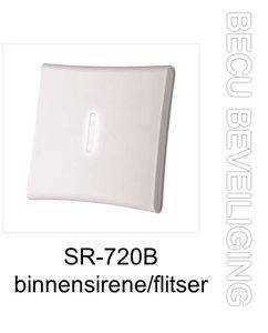 SR-720B binnen sirene/flitser