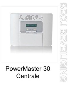 PowerMaster 30 centrale